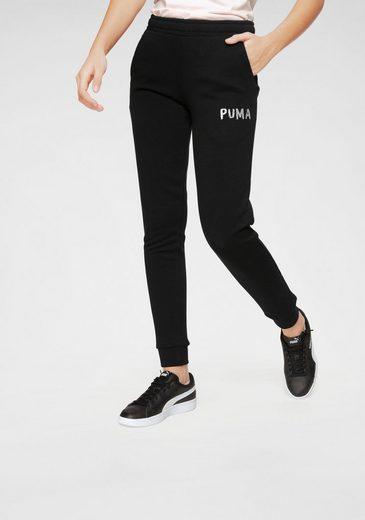PUMA Jogginghose »Alpha Sweat Pants«