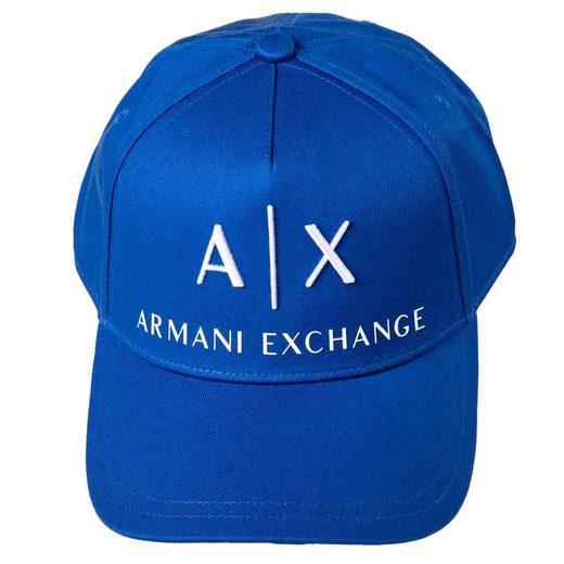 ARMANI EXCHANGE Baseball Cap »Unisex Baseball Cap - Kappe, Logo, One Size«