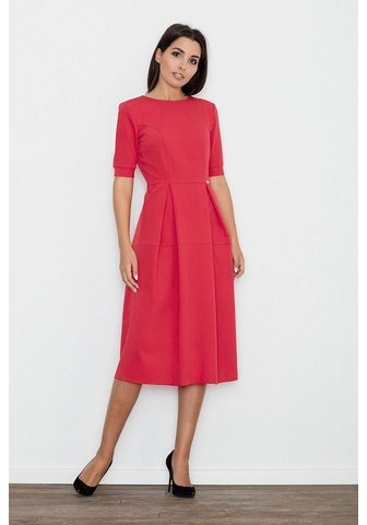 Платье в элегантный Design
