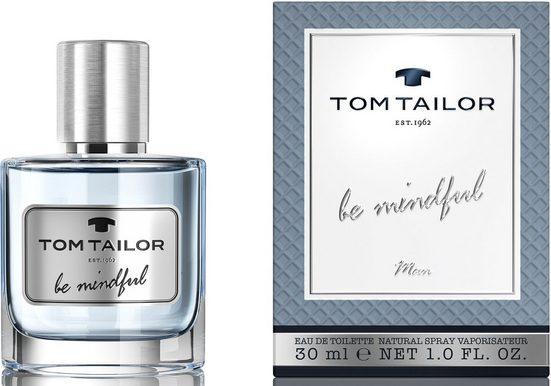 TOM TAILOR Eau de Toilette »Be Mindful Man«