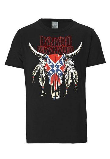 LOGOSHIRT T-Shirt »Lynyrd Skynyrd Logo«