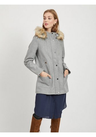VILA Капюшон куртка парка пальто