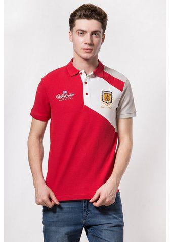 FINN FLARE Polo marškinėliai su coolem Design