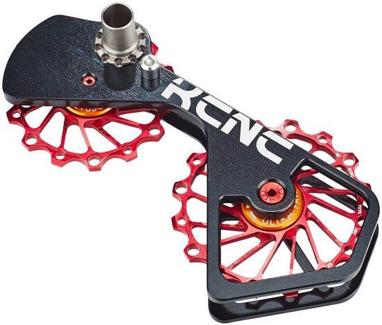 KCNC Kurbel »Jockey Wheel System SUS für Shimano 10S/11S 14+16«