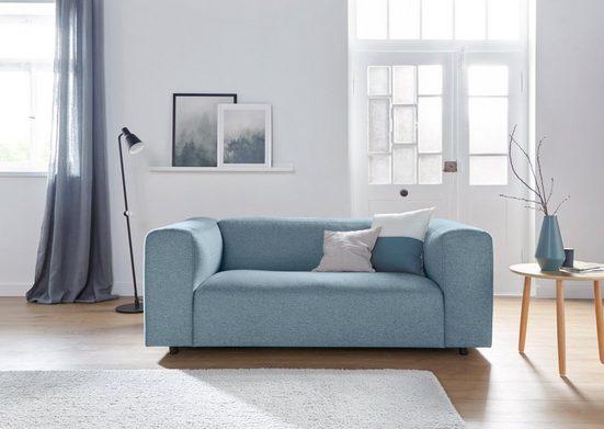 andas 2-Sitzer »Hovden«, mit weichem Bezug aus Samtvelours oder Strukturstoff