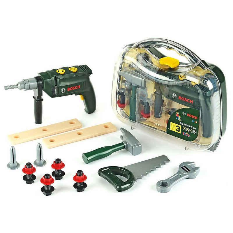 Klein Spielwerkzeugkoffer »BOSCH Bohrmaschine im Koffer mit Zubehör«