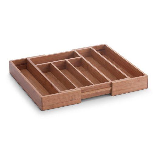 Neuetischkultur Besteckkasten »Besteckkasten, ausziehbar Bambus«, Besteckkasten