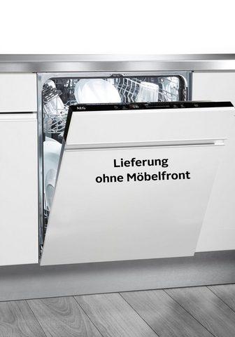 AEG Полностью интегрируемый посудомоечная ...