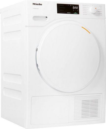 Miele Wärmepumpentrockner T1 White Edition TSB143 WP, 7 kg