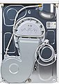 Miele Wärmepumpentrockner T1 White Edition TSB143 WP, 7 kg, Bild 5