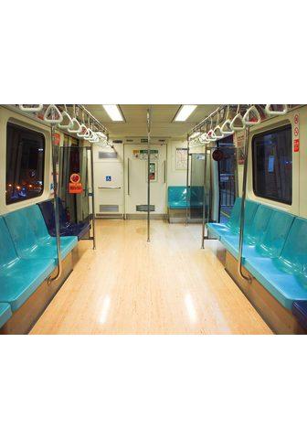 PAPERMOON fototapetas »Empty Subway« V...