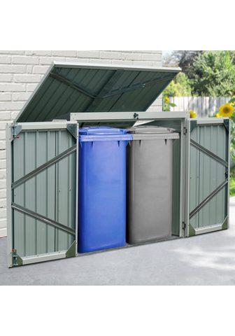KONIFERA Dėžė šiukšlių konteineriams »Tobi 2« d...