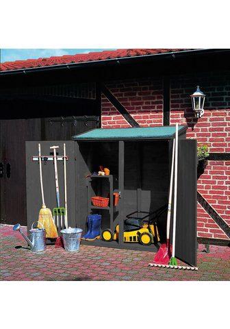 PROMADINO Spinta įrankiams BxTxH: 149x77x164 cm
