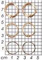 J.Jayz Ring-Set »in teilweise mehrreihiger Optik« (Set, 6-tlg), Bild 2