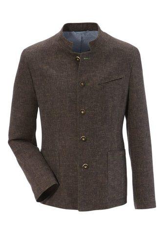 Пиджак в национальном стиле в имитация...
