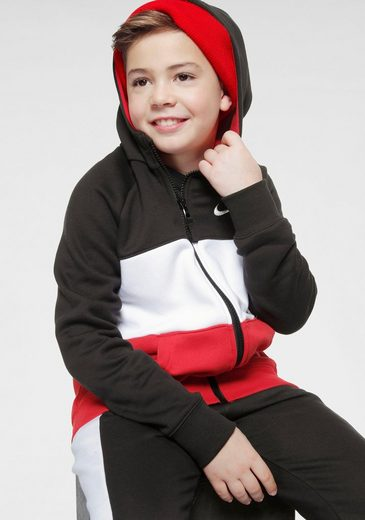 Nike Sportswear Sweatjacke »Nike Air Big Kids Boys Full-Zip Hoodie«