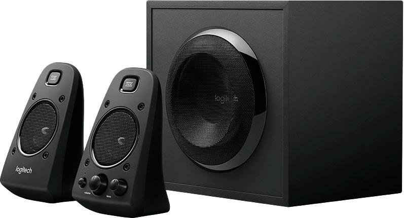 Logitech Z623 2.1 Lautsprechersystem (200 W)