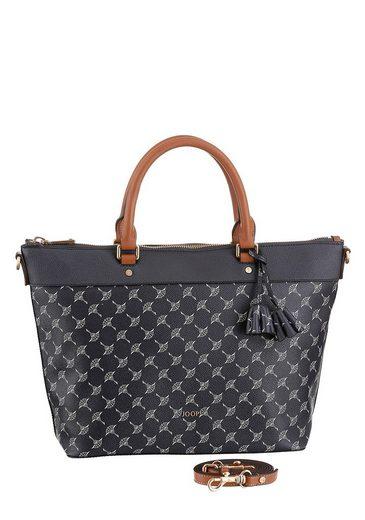 Joop! Henkeltasche »cortina thoosa handbag lhz«, mit Tabletfach und Schmuckanhänger