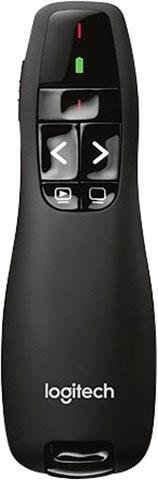 Logitech »Wireless Presenter R400« Presenter