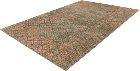 Teppich »Antique 100«, me gusta, rechteckig, Höhe 6 mm, Flachgewebe, Vintage Look