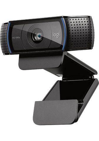 LOGITECH »C920 HD PRO« WEB kamera (Full HD)