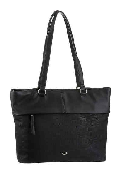 GERRY WEBER Bags Shopper »keep in mind shopper lhz«, mit Reißverschluss-Vortasche