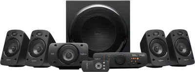 Logitech Z906 5.1 5.1 Lautsprecher System (500 W)