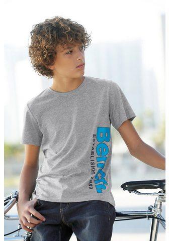 BENCH. Marškinėliai »mit Logodruck«