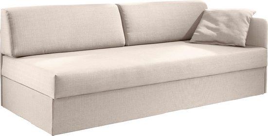 ADA trendline Relaxliege  inklusive Bettkasten  wahlweise mit Kaltschaumpolsterung und Komforthöhe