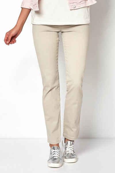 Relaxed by TONI 5-Pocket-Jeans »Meine beste Freundin« in schlanker Passform