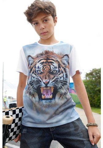 Футболка »Tiger«