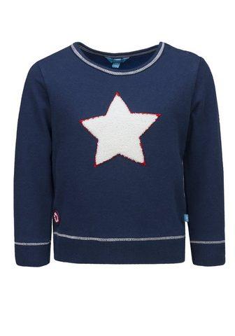 LIEF! Sportinio stiliaus megztinis su Žvaigž...