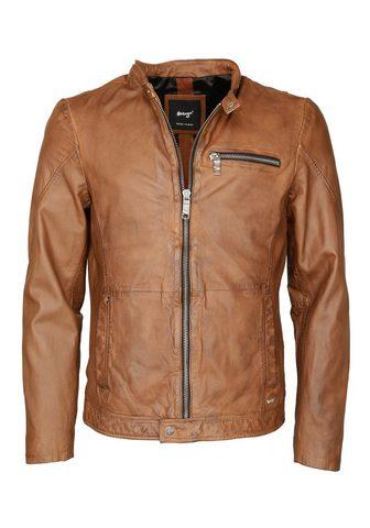 MAZE Куртка кожаная с замок »181Berwi...
