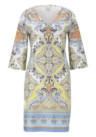 HEINE STYLE suknelė im Tuchdruck