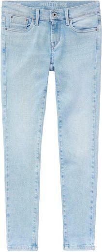 Pepe Jeans Stretch-Jeans »PIXLETTE« SKINNY FIT MID WAIST