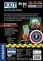 Kosmos Spiel, »Exit, Die drei ???, Das Haus der Rätsel«, Made in Germany, Bild 2