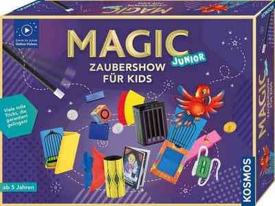 Kosmos Zauberkasten »Magic Zaubershow für Kids«
