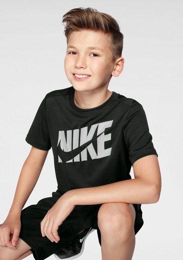Nike Trainingsshirt »BOYS SHORT SLEEVE TRAINING TOP«