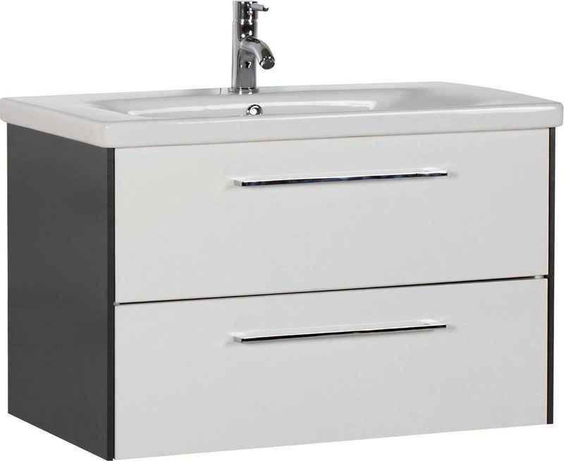 MARLIN Waschtisch »3400«, Breite 80 cm