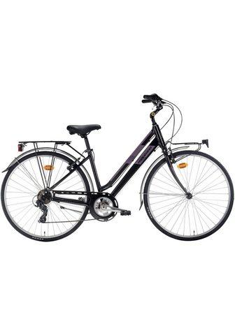 MONTANA FAHRRÄDER Montana Fahrräder dviratis »BLUECITY 9...