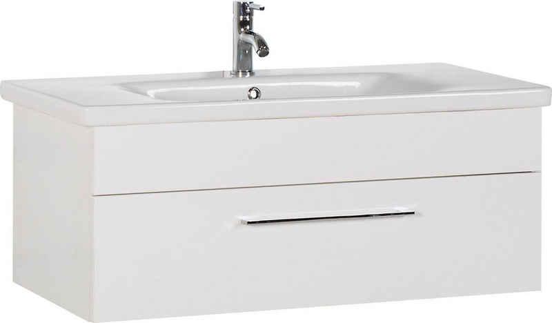 MARLIN Waschtisch »3400 Basic«, Breite 100 cm