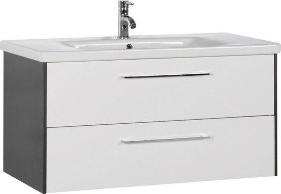 MARLIN Waschtisch »3400«, Breite 100 cm