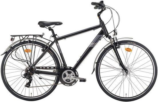 Montana Fahrräder Cityrad »BLUECITY 930«, 21 Gang Shimano TY-300 Schaltwerk, Kettenschaltung