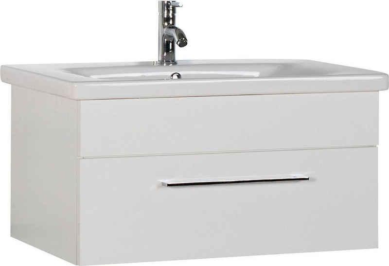 MARLIN Waschtisch »3400 Basic«, Breite 80 cm
