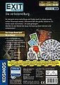 Kosmos Spiel, »Exit Das Spiel, Die verbotene Burg«, Made in Germany, Bild 2