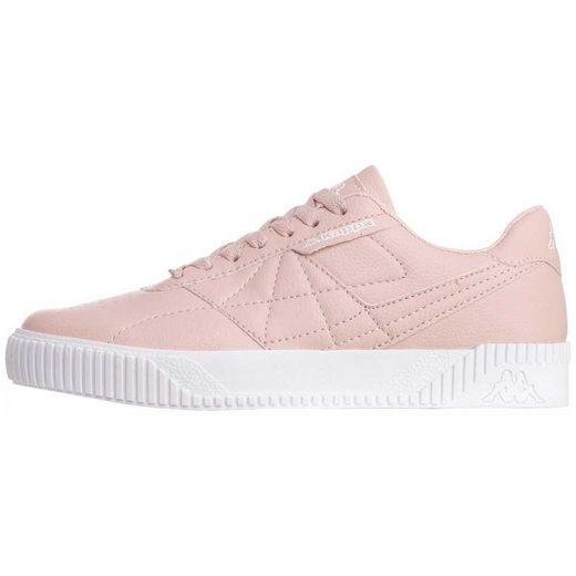 Kappa »BLEARY« Sneaker mit modischen Ziernähten