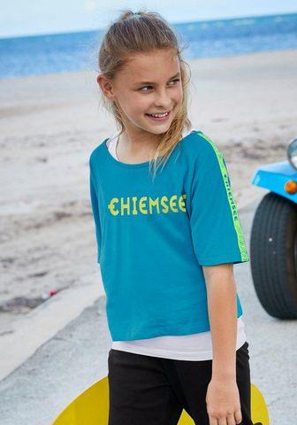 CHIEMSEE Marškinėliai (Rinkinys 2 dalys su Top)...
