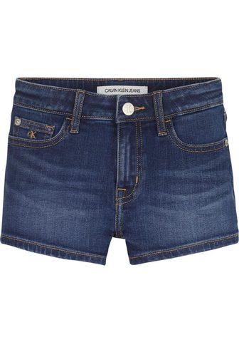 Calvin KLEIN джинсы шорты джинсовые &r...