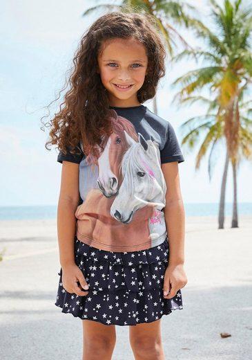 Miss Melody T-Shirt mit schönem Pferdemotiv