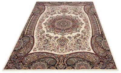 Teppich »Roxana«, DELAVITA, rechteckig, Höhe 8 mm, Wohnzimmer